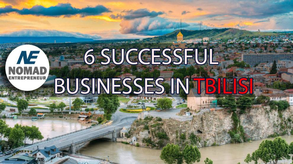 successful businesses in tbilisi