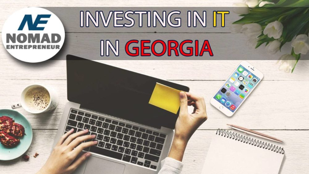 How to invest in IT in Georgia