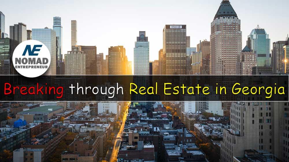 investing in real estate in Georgia