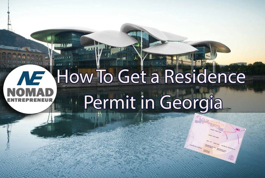 residence permit in Georgia