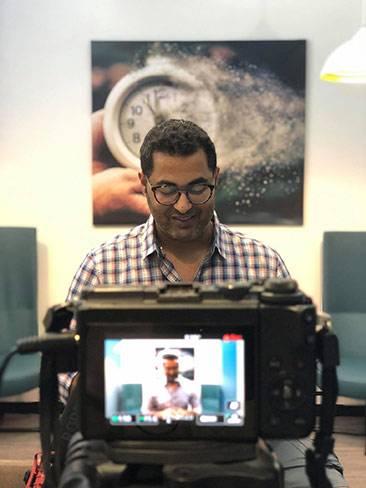 about Hossam Afifi