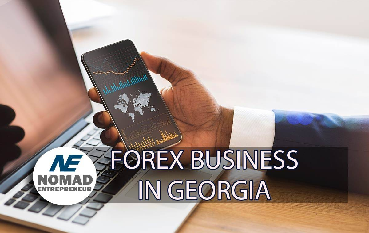 Forex trade in Georgia