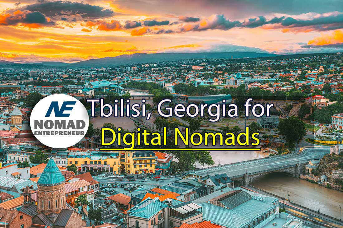 Tbilisi digital nomads