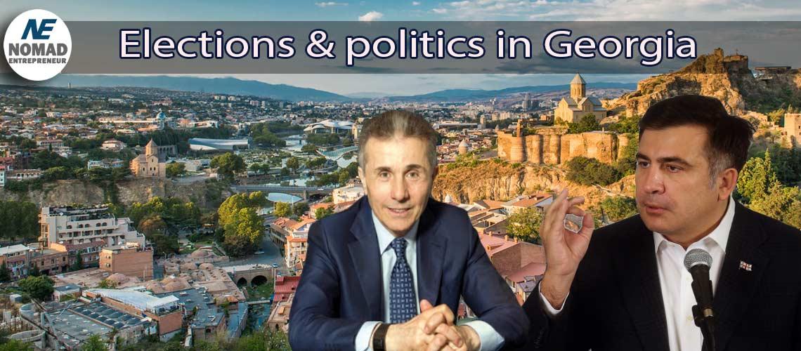 Georgian parliamentary election
