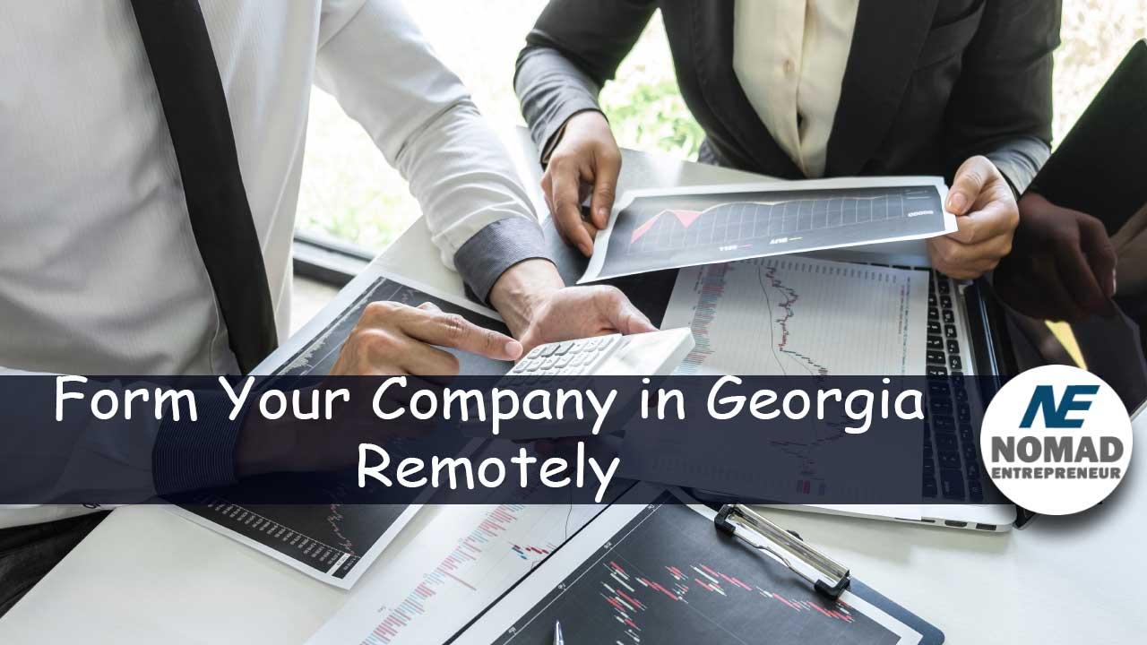 Company formation in Georgia
