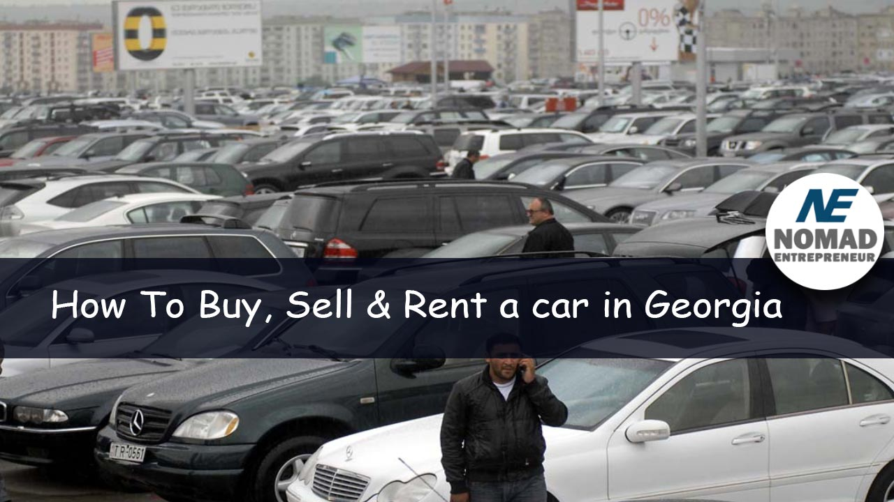 Buying a car in Georgia