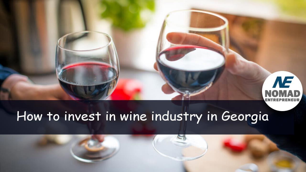wine business in Georgia