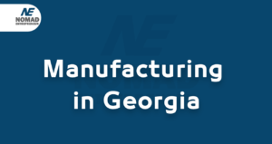 Manufacturing in Georgia