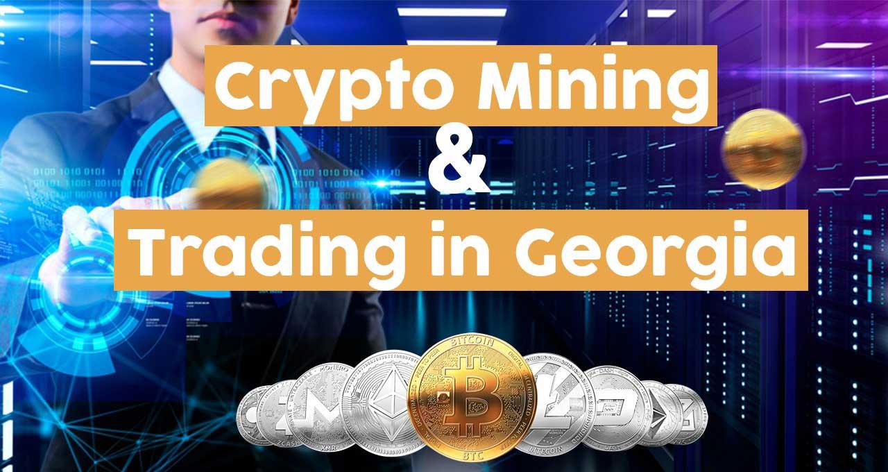 crypto mining in Georgia