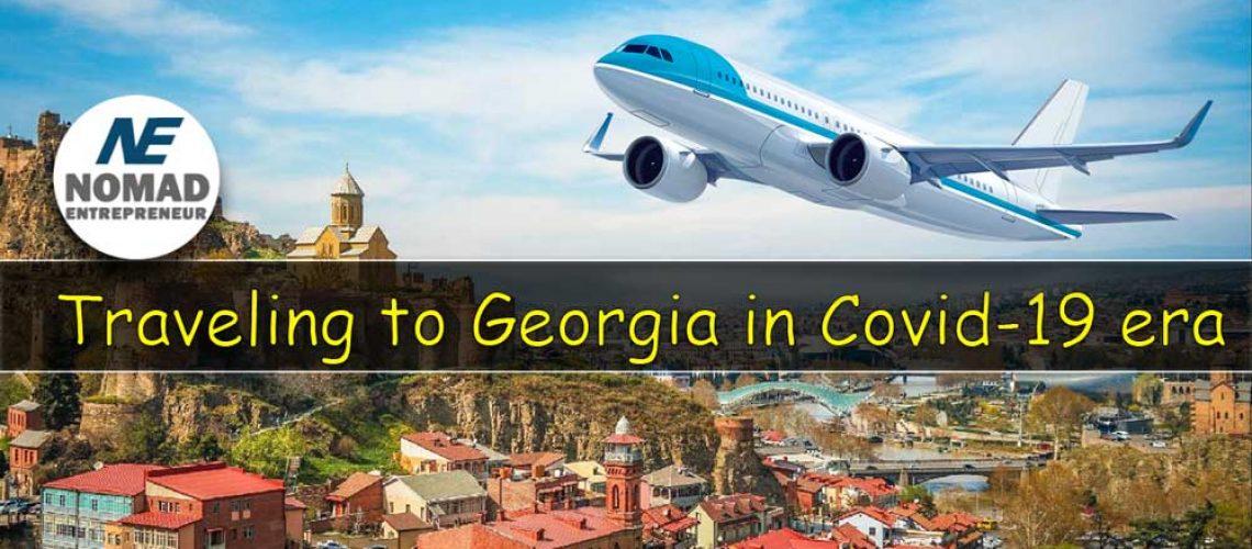 How To Travel to Georgia