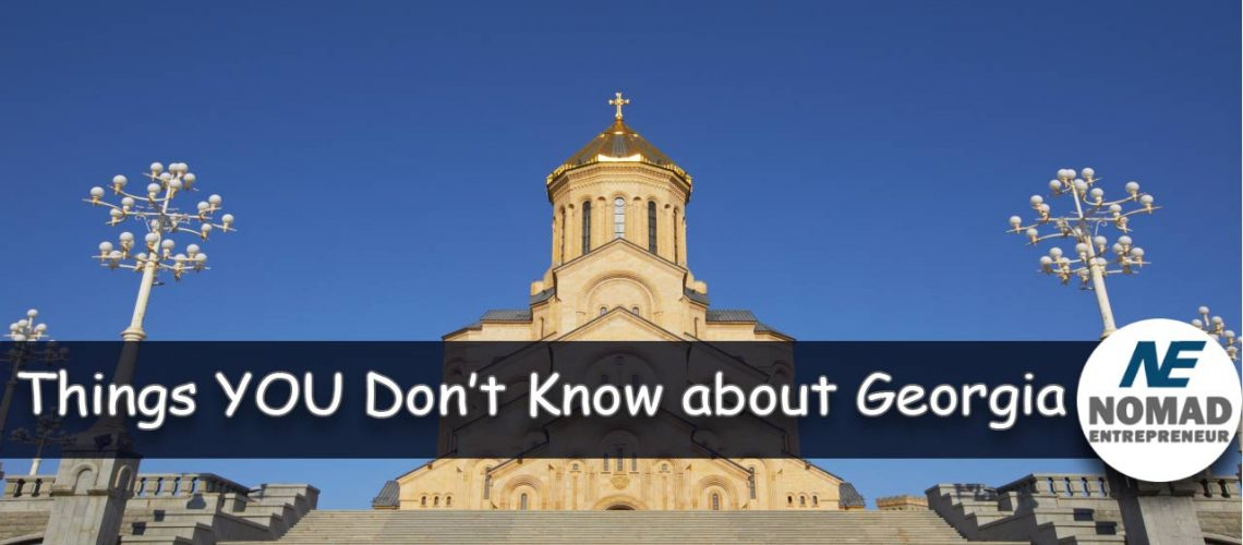 Things to know about Georgia