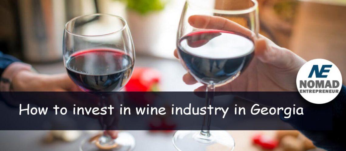 wine business in Georgia